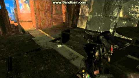 Metro 2033 Dry Bandits vs Helsing