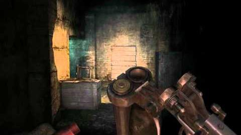 Metro 2033 (Duplet double-barreled shotgun)