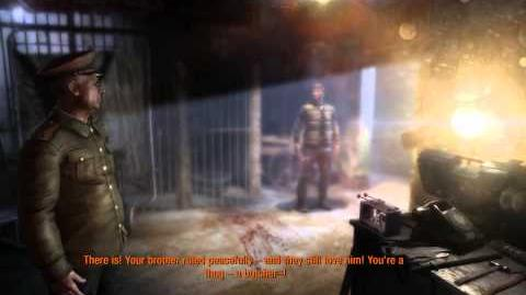 Korbut (Metro Last Light Level)/Walkthrough