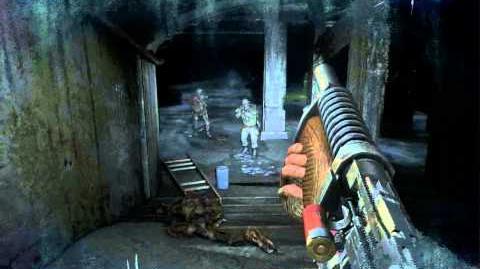 "Metro 2033 (Action hardcore challenge walkthrough) Chapter 6 ""Dungeon"""