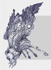 Leviatán diseño