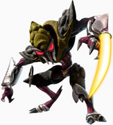 Metroid Prime Federation Force - Pirate de l'espace