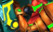 Metroid Samus Returns Varia Suit (Power Beam) Upper Body Varia Suit (Cutscene)