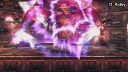 Ridley atacando SSB WiiU