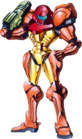Varia Suit Samus Artwork SM