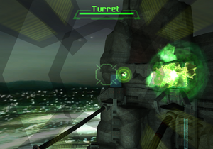 'Vigilance' Class Turret view