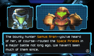 Metroid Prime Federation Force - Samus