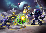 Blast Ball match