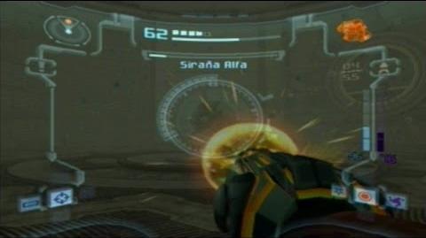 Metroid Prime 2 Echoes - Alpha Blogg Siraña Alfa-0
