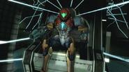Samus en el Mk VI Biopod