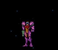 Super Metroid Ending 02 SM