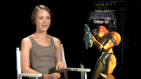 Jessica Martin interview with GameTrailers