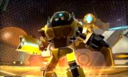 Mech amarillo Blast Ball MPFF