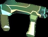 Rayo Enganche objeto modelo mp2