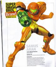 Smash Files 10 Samus