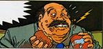 Chief Hardy SM comic