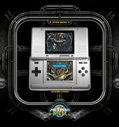Metroid Prime Pinball website (Shane Mielke) 5