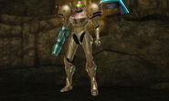 Sunchamber Samus gets varia suit 4 dolphin hd