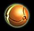 Brawl Sticker Morph Ball (Metroid Pinball)