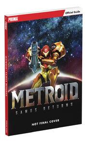 Guía Oficial de Metroid Samus Returns