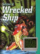 Sektor Wrecked Ship