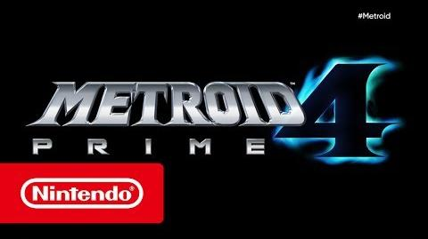 Metroid Prime 4 - Tráiler anuncio del E3 2017 (Nintendo Switch)