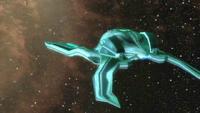 Astronave misteriosa