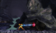Metroid Samus Returns Chozo Digging Robot (Area 3) Diggernaut (Red Grapple Point)