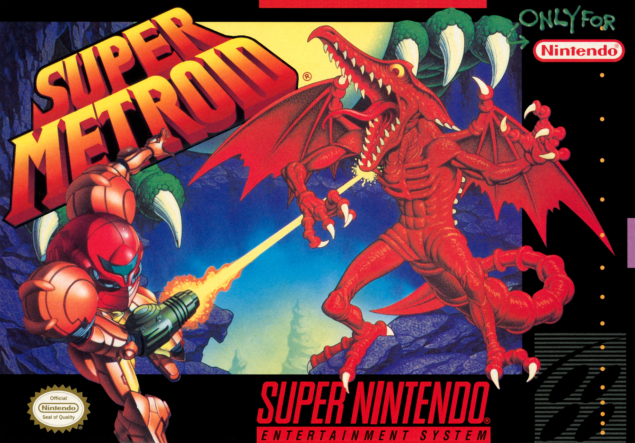 Super Metroid | Wikitroid | FANDOM powered by Wikia