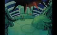 Asteroide Metroid interior