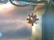 Puffo aéreo en cielolab3