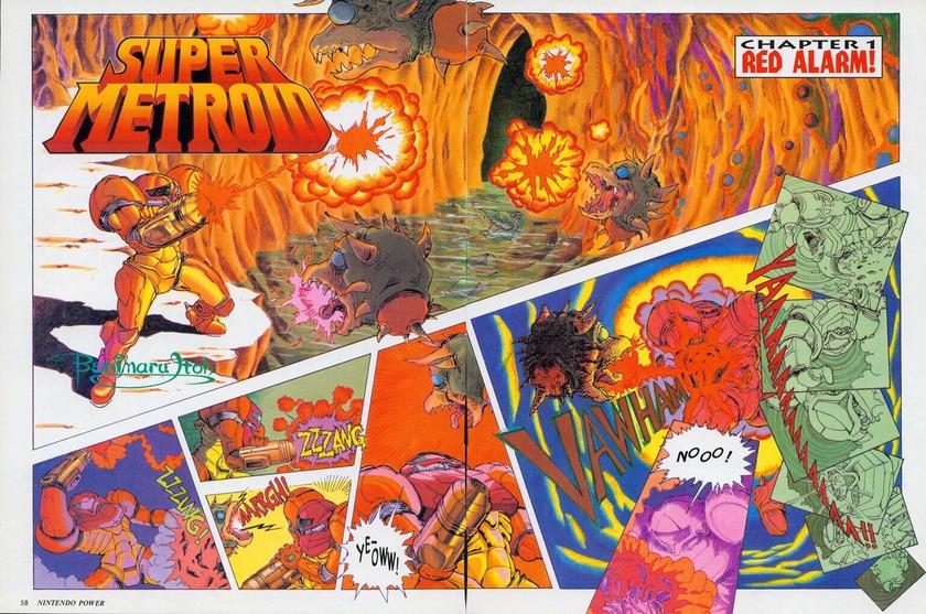 super metroid nintendo power comic wikitroid fandom powered by rh metroid wikia com super metroid strategy guide book super metroid strategy guide pdf