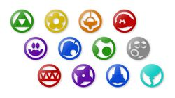 Nintendo Land iconos