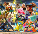 List of characters in the Super Smash Bros. series