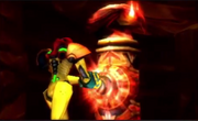 Samus Returns Ammo Station