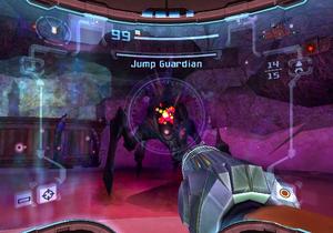 Jump Guardian Battle
