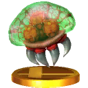 Trofeo Metroid SSB 3DS