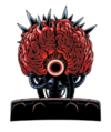 Pegatina Mother Brain ssbb