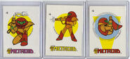 Topps stickers