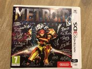 MSR copy signed by MercurySteam team