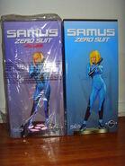 Samus Zero paquete F4F