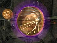 Éter Oscuro holograma beta MP2