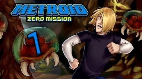 Let's Play Metroid Zero Mission German 1
