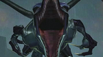 Ridley's mouth