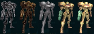 Samus model evolution