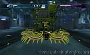 Cuchillas Ferrocrusher