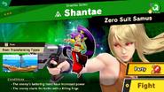 Spirit Zero Suit Samus