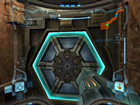 Image result for locked metroid door