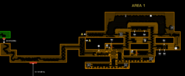 Metroid 2 Area 1 Map (2)