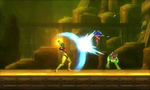 Samus Returns Melee Counter